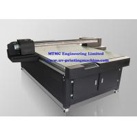 China Large Format Inkjet Flatbed Printer For Wood Printing Machine 4 Colour on sale
