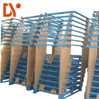 Quality Heavy Duty Portable Stacking Pallet Racks , Steel Warehouse Pallet Racking for sale
