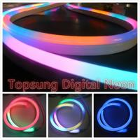 China 14*26mm digital outdoor christmas lights neon led lighting & signs on sale