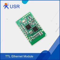 Quality [USR-TCP232-S2]  TTL to TCP/IP Ethernet module with DHCP/Web page SMD type for sale
