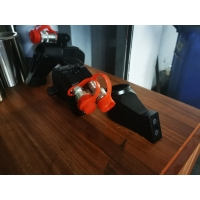China 45KG 4866N.m Square Drive Hydraulic Torque Wrench on sale