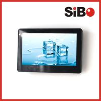 "Quality 7"" Wall Surface Mount Industrial Touch Tablet With PoE Temperature Sensor for sale"