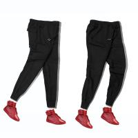 China Mens Pants for Sports Hot Sale Summer Shorts Jogger Pants Black on sale