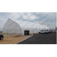 Quality Anti Aging Large Curved Tent PVC Roof Cover for sale