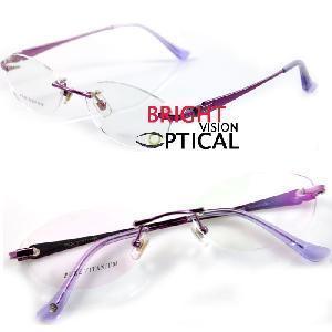 Quality Pure Titanium Optical Eyeglasses Frames 1031 for sale