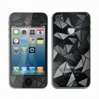 China Color Screen Protectors/Diamond Screen Protectors for Apple, LG, HTC, Samsung and All Models on sale