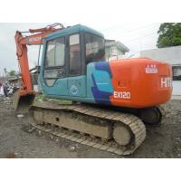 Quality EX120-3  Hitachi Used Construction Machinery11793kg Weight Year 1996 for sale