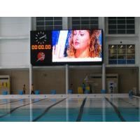 Quality 32*32 Pixel p6 indoor led video display Full Color for Stadium  , train & bus station for sale