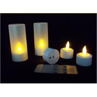 Quality Remote Control Rechargeable LED Candle for festival for sale