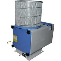 China CNC ESP air filter oil mist collector purification fine dust particles 1200m3/h air volume extraction on sale