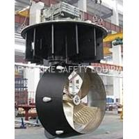 Quality CCS, BV, RINA, NK Approved Marine Rudder Propeller/Marine Bow Thruster for sale