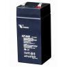Buy cheap 4V 4.5Ah /lead acid battery-CP series/UPS battery/VRLA battery(4.5Ah~65Ah) from wholesalers