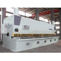 China QC11Y-25X6000 CNC GUILLOTINE PLATE SHEAR on sale