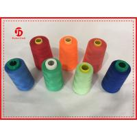 Quality 100 Spun Polyester Sewing Thread  40/2 Ne 40s/3 Red Green White Sewing Thread for sale
