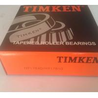 Quality Tapered Roller Bearing TIMKEN Model H917840 /H917810 for sale