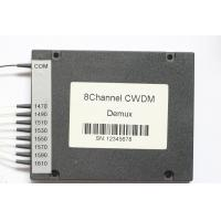 Buy cheap cwdm-mux-demux-fiber-optic-multiplexers CWDM DWDM WDM Modules manufacturer factory made in china from wholesalers