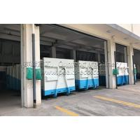 China Horizontal Waste Transfer Station Project for sale