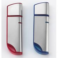 Quality Rectangle portable aluminium usb stick with 512mb 1g 2g 4g 8g 16g for sale