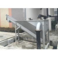 Quality Spiral Organic Sand Water Separator Automatic Stainless Steel Corrosion Resistant for sale