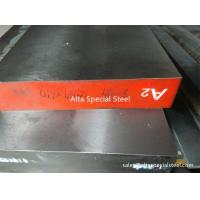 Buy cheap DIN 1.2363 / AISI A2 Cold Work Tool Steel, A2/1.2363 tool steel, A2 ESR steel from wholesalers