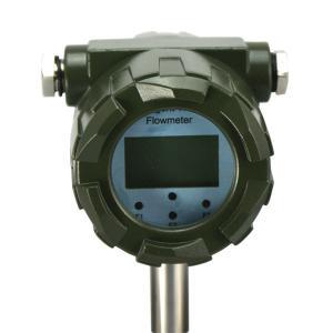 China High Frequency Liquid Digital Turbine Flowmeter Air Mass Flow Sensor on sale
