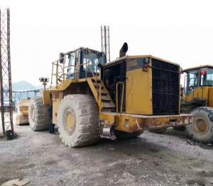 Quality CAT988G 60KW 11400kg Used Front End Loader for sale