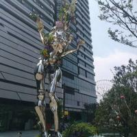 Quality Mirror polish man stainless steel sculpture with varnish,Stainless steel sculpture supplier for sale