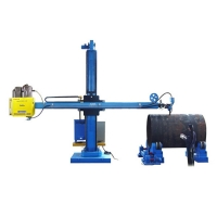 Buy cheap 3 Axis 3000mm Counterbalance Storage Tank Weld Manipulator from wholesalers