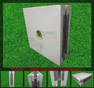 China RYMAX Rabbet Type RockWool Heat Insulation Laminboard on sale