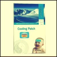 China China Cooling Gel Pad for baby/adult fever reducing patch on sale