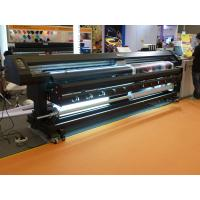 Quality DX7 Epson Head 3.2M Double Sided Eco Solvent Printer 8 Colors/4 Colors for Flex Banner for sale