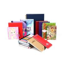 China Student School Exercise Book Printing Service , Custom Paper Notebooks on sale
