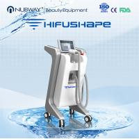 Quality Ultrashape technology!!! 2015 slimming body ultraformer liposonix hifu body for sale