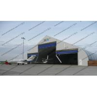 Quality Large Curve Tent / Curved Tent / Hanger for temporary aircraft maintenance / parking / Storage for sale