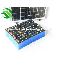 Black Lifepo4 Rechargeable Battery , 96V 200Ah Trailer Lifepo Motorcycle Battery