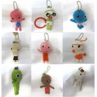Quality Voodoo Doll Keychain for sale