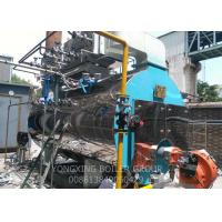 Quality Environmental Protection Gas Fired Steam Boiler For Central Heating 10 Ton for sale