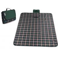 Quality Large Waterproof Picnic Mat , Ultralight Foldable Picnic Blanket for sale