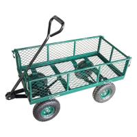 China Garden Cart with Sides on sale