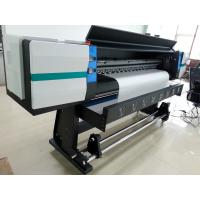 Cheap 1.8m 1440dpi High Resolution and Strong Eco Solvent Printer Large Format Printer for sale