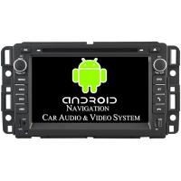 Quality 2007 - 2012 Avalanche Chevrolet DVD Player Head Unit Google Play Store 1024 X 600 Pixels for sale