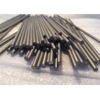 China 330mm Full Length Sintered Unground Solid Tungsten Carbide Rod For Machining Engine Blocks on sale