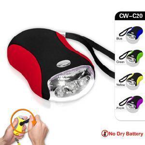 Quality Dynamo Flashlight (CW-C20) for sale