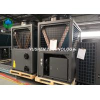 Automation Commercial Air Source Heat Pump With Top Air Blow Easy Operation