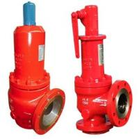 Quality 150# Full lift safety valve type Pressure Reducing Valves with Flanged end cast steel body for sale