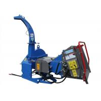 Quality 20L Hydraulic Tank Pto Driven Wood Chipper 360 Degrees Discharge Hood Rotation for sale