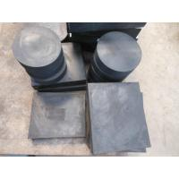 Quality Neoprene Elastomeric Laminated Rubber Bearing Pad for sale
