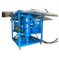 Quality Upgrade Weather-Proof Type Transformer Oil Purifier Machine 6000 Liters/Hour for sale
