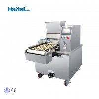 Quality Stainless Steel Automatic Cookies Making Machine 100kg/h PLC Control for sale