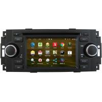 Quality Quad Core 1GB RAM Android Chrysler DVD Player , 2005 2006 Chrysler 300 Touch Screen Radio for sale